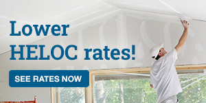 Make home improvements happen with lower HELOC rates. See rates now.