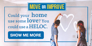 Could your home use some love? You could use a HELOC. Show me more