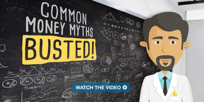 Common money myths busted