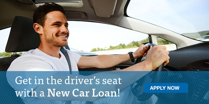 Apply for a new car loan.