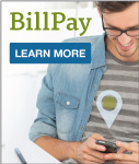 BillPay is an easy, convenient way to pay your bills online.