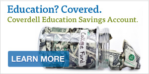 Cover education expenses with a Coverdell Education Savings Account.