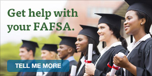 Get help with your FAFSA at FAFSA Day on February 28, 2015.