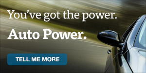Use Auto Power to get the car you want at the best price.