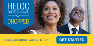 HELOC rates have dropped