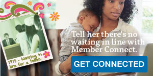 LGFCU's Member Connect is always available.