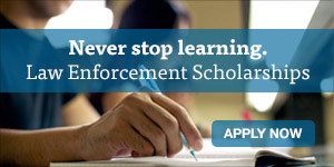 Law Enforcement Executive Program (LEEP) Scholarships are available for North Carolina law enforcement personnel.