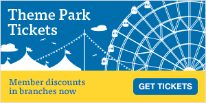 LGFCU is offering tickets to favorite theme parks and attractions at a discounted price to members.