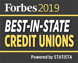 Forbes 2019, Best-in-State Credit Unions