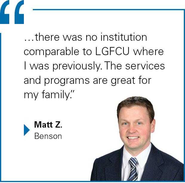 Matt Z., Benson