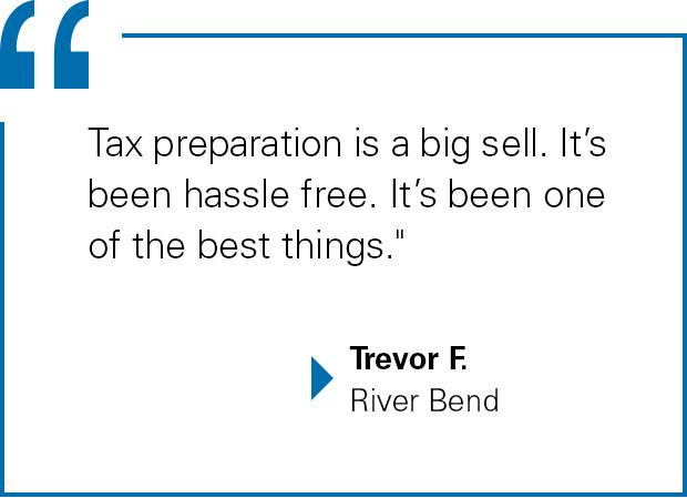 Member Trevor F. of River Bend, NC
