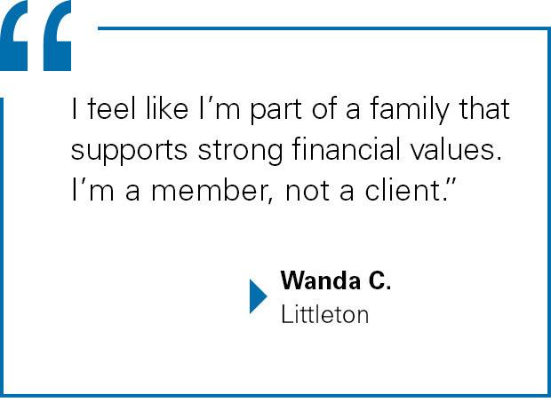 Wanda C., Littleton