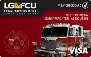 NCSFA Visa® Check Card