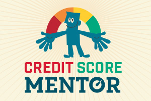 Credit score mentor
