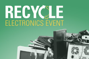 Recycle Electronics Event