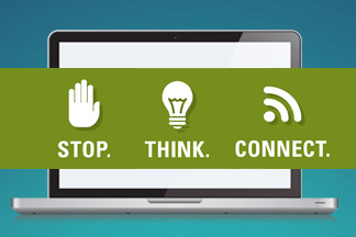 Cyber Security Month: Stop. Think. Connect.