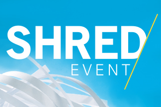 Free community shred event sponsored by LGFCU