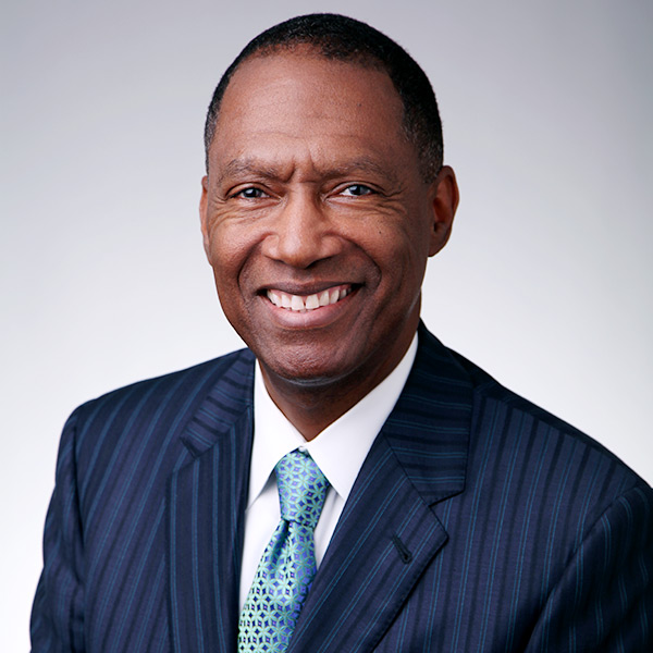 LGFCU President Maurice Smith, 23-year member